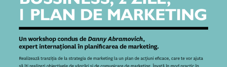 workshop plan marketing danny abramovich